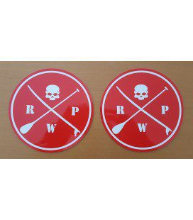 Stickers Pack Red