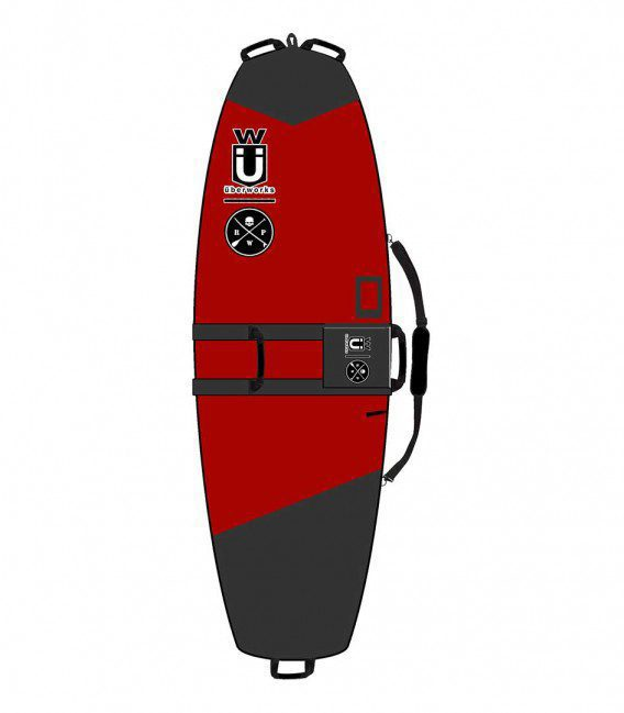 Capa Prancha Paddle Surf Minimal