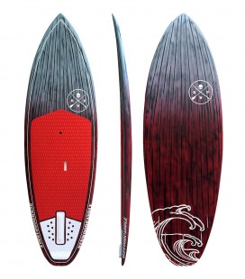 Source Pro 8′3 Carbon Brushed