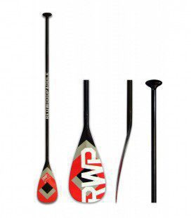 Pagaia SUP Player Black Red
