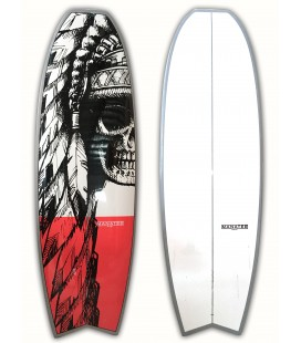 Surf Manatee PARTY PLANE 5'6