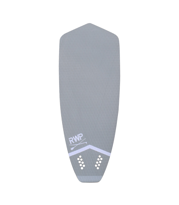 Pad Full Deck Stand Up Paddle Surf Grey