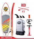 Funbox Pro 9′2 Classic Red