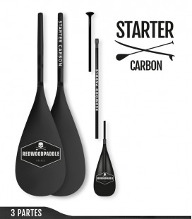 Starter Ajustable 3 Peças Carbono