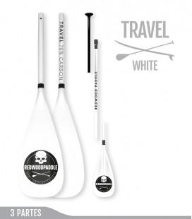 Travel Ajustável 3 Peças White