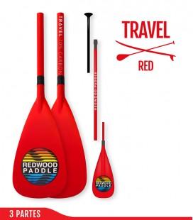 Travel Ajustável 3 Peças Red