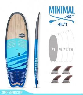 Minimal Foil Pro 7′1 Wood Carbon