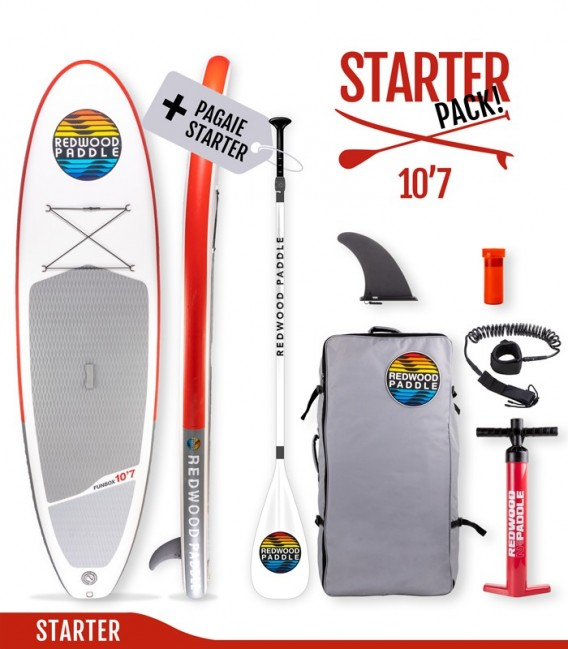 Pack Funbox Starter 10′7