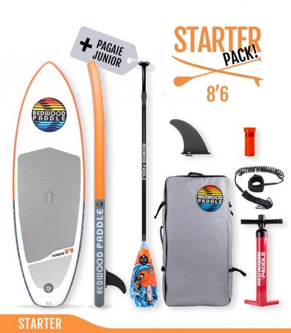 Pack Funbox Starter 8′6