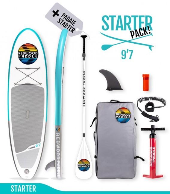 Pack Funbox Starter 9′7