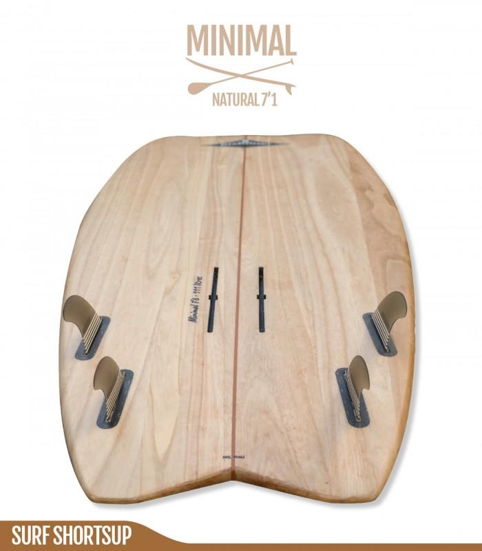 Minimal Natural Wood